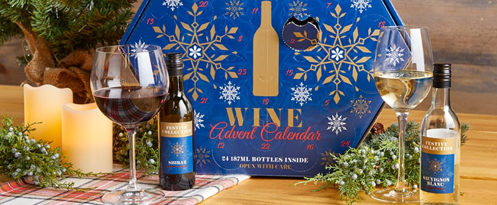 Aldi's Christmas Wine Advent Calendar Comes With 24 Bottles!