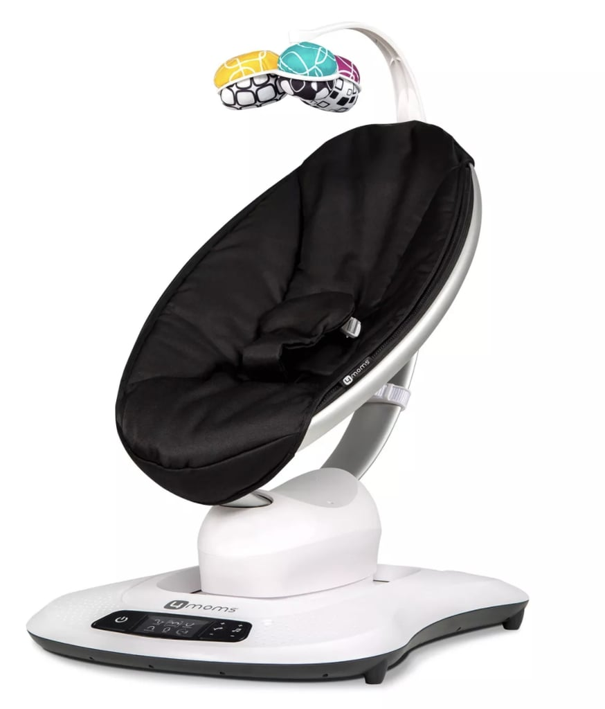4moms mamaRoo4 Bluetooth Enabled Baby Swing