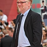 Philip Seymour Hoffman at the Venice Film Festival.