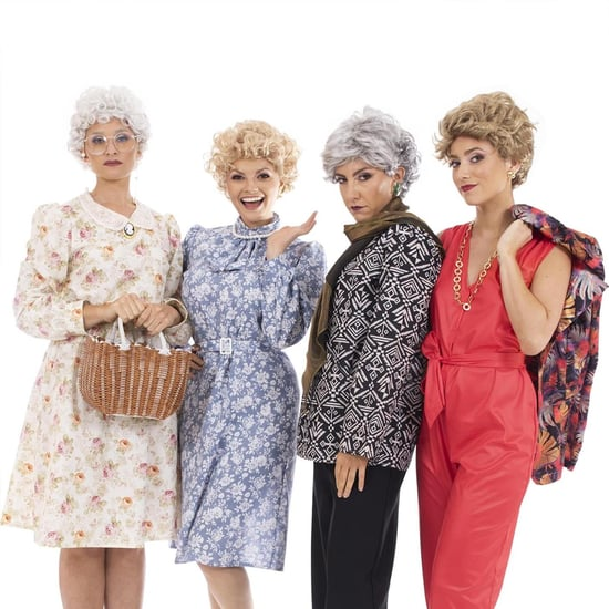 Golden Girls Halloween Costumes