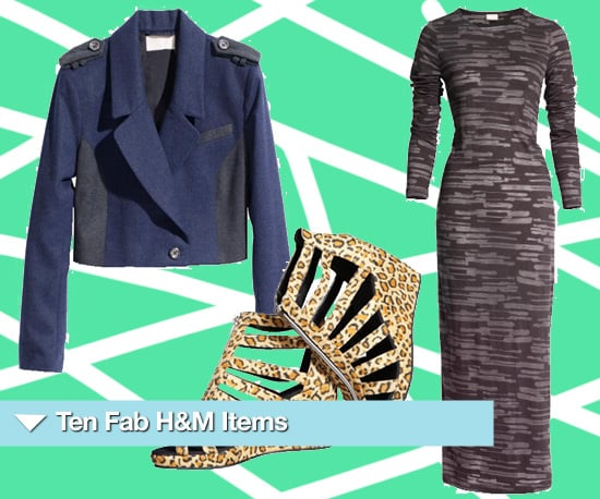 Ten Fab Items In Store at H&M Now Across the UK