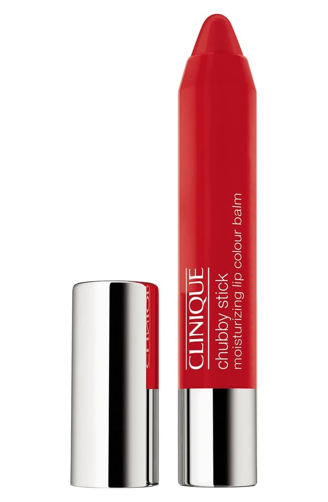 Clinique Chubby Stick Moisturizing Lip Color Balm in Two Ton Tomato