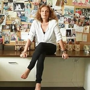 Diane von Furstenburg Talks About Motherhood and Being a Grandmother