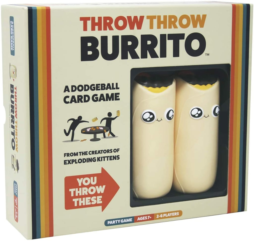Throw Throw Burrito by Exploding Kittens