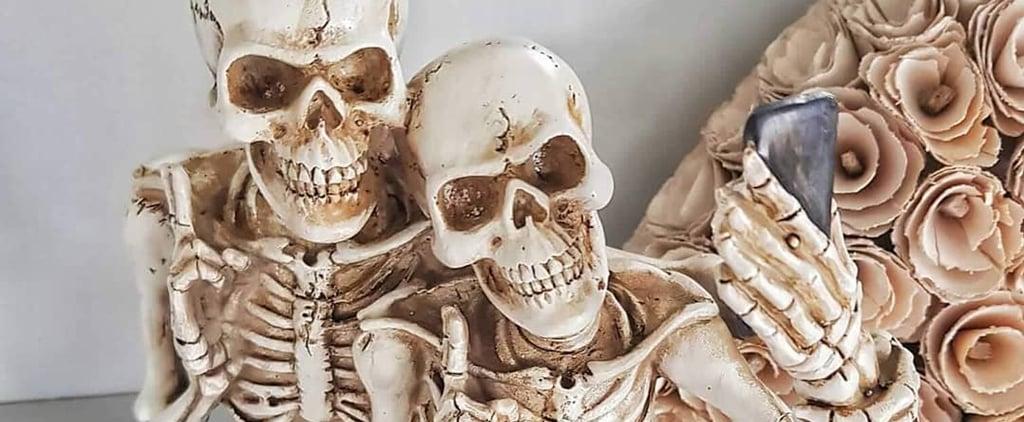 Michaels Selfie Skeletons Halloween Decoration