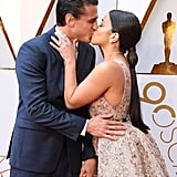 Gina Rodriguez and Joe LoCicero