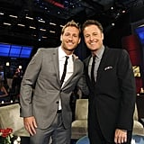 Even Chris Harrison doesn't approve of his actions.