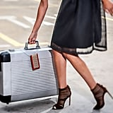 Keep track of your luggage with the CalypsoTag ($169). It's high-tech and can let you know where your luggage is.