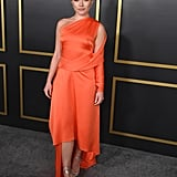 Florence Pugh at the 2020 Oscars Luncheon