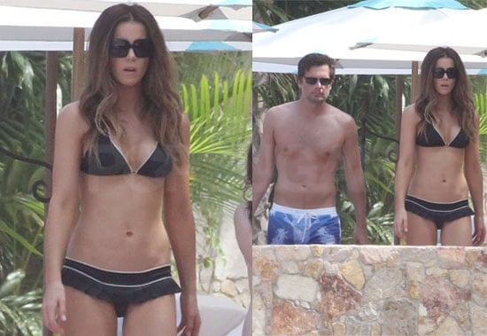 Pictures of Kate Beckinsale in a Bikini