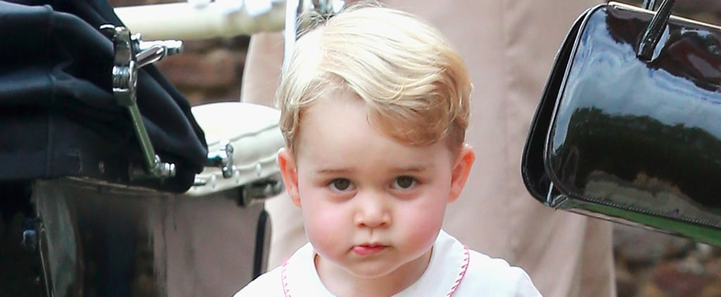 The Absolute Funniest Pictures of Prince George and Princess Charlotte
