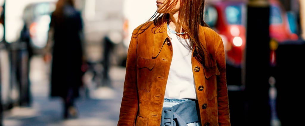 How to Wear Suede for Spring