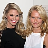 Christie Brinkley and Sailor Lee Brinkley-Cook