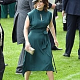Princess Eugenie of York at the Royal Ascot