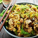 Chipotle Chicken Fried Rice