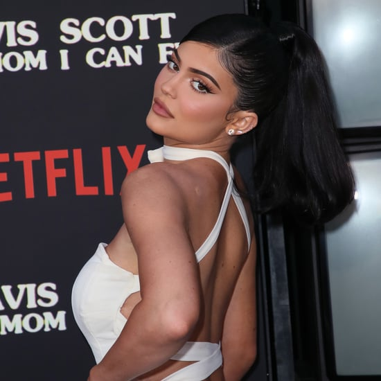 Kylie Jenner Recreated Bella Hadid's Ponytail