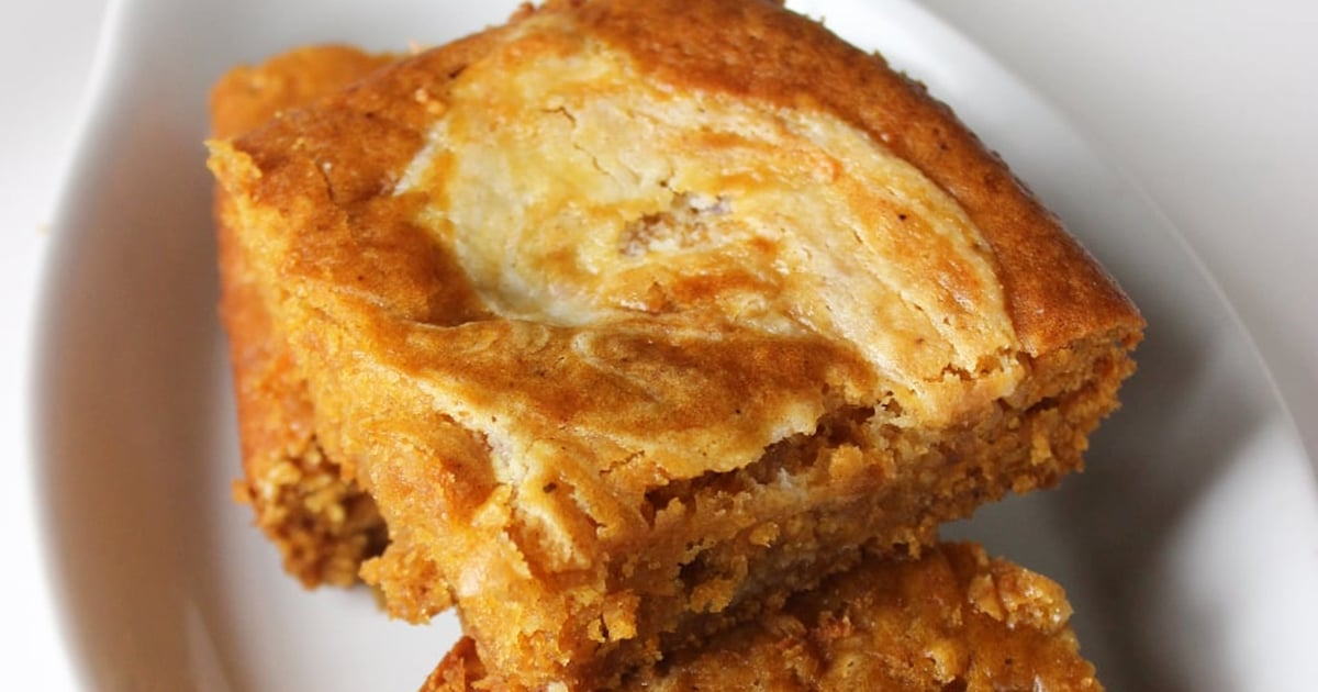 Calling All Pumpkin-Lovers: You've Got to Try These Easy-to-Make, Low-Cal Pumpkin Carrot Bars