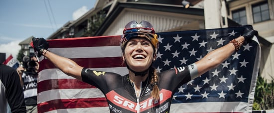 Kate Courtney Wins a Historic Mountain Biking World Cup