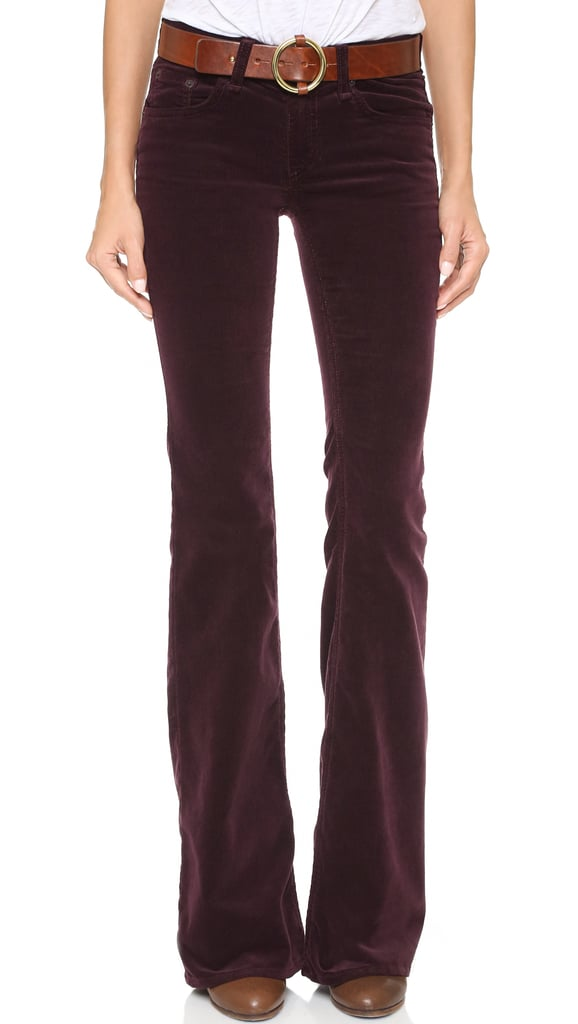 Rag and Bone Rag & Bone/JEAN The Corduroy Bell Bottoms ($198)