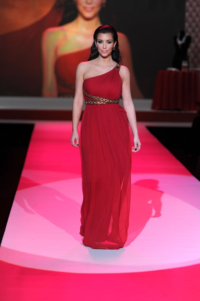 Photos From Red Dress Show