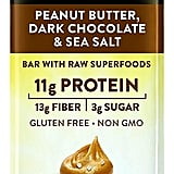 Raw Rev Glo Vegan Gluten-Free Protein Bars - Peanut Butter Dark Chocolate & Sea Salt