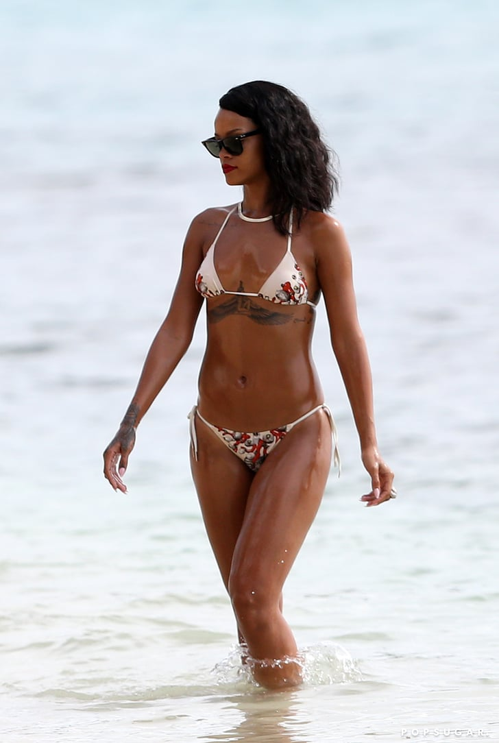Birthday Girl Rihanna May Just Be the Bikini Queen