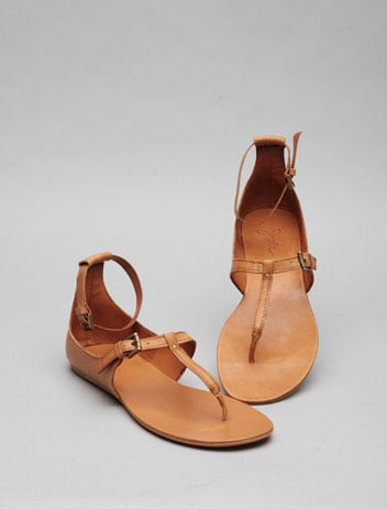 JOIE Got You Babe Sandal in Natural  $79.00 at Revolve Clothing