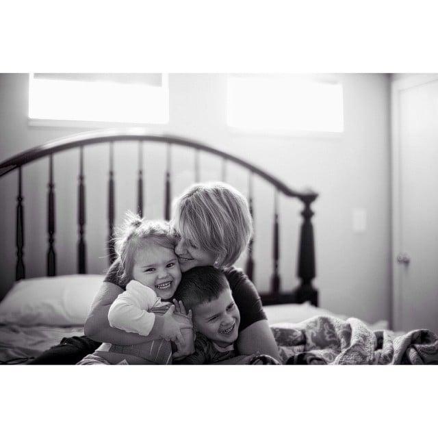 The True Joys of Motherhood