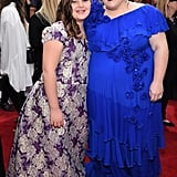Pictured: Mackenzie Hancsicsak and Chrissy Metz
