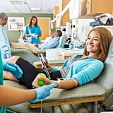 What to Expect When You Give Blood
