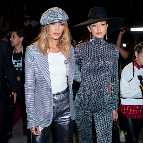 Celebrities in the Front Row at Fashion Week Spring 2020