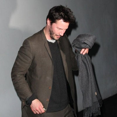 Keanu Reeves Out in LA