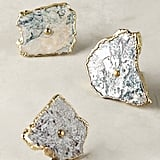 Anthropologie Swirled Geode Knob ($24)