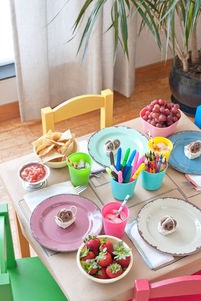 Create a Special Kids' Table