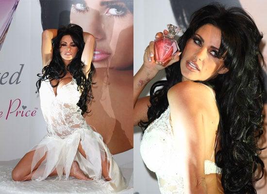 24/09/2008 Jordan Perfume Launch