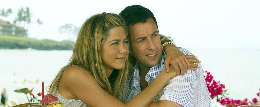Jennifer Aniston and Adam Sandler Movies