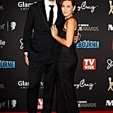 Hamish Blake and Zoë Foster