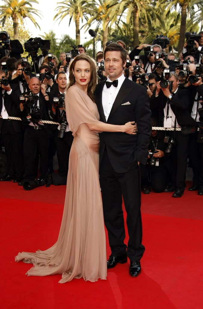 We're taking a look back at all the glamorous actors and actresses who have attended the eccentric cinema event in years past.  There have been plenty of great moments to capture, including red carpet moments with Blake Lively and Ryan Reynolds, Brad Pitt and Angelina Jolie's photo-op back in 2009, and then-couple Johnny Depp and Kate Moss's sweet PDA in 1998. Scroll through to see all the famous faces, and make sure to check back for all the updates straight from Cannes, where we'll be covering the most exciting premieres and parties.