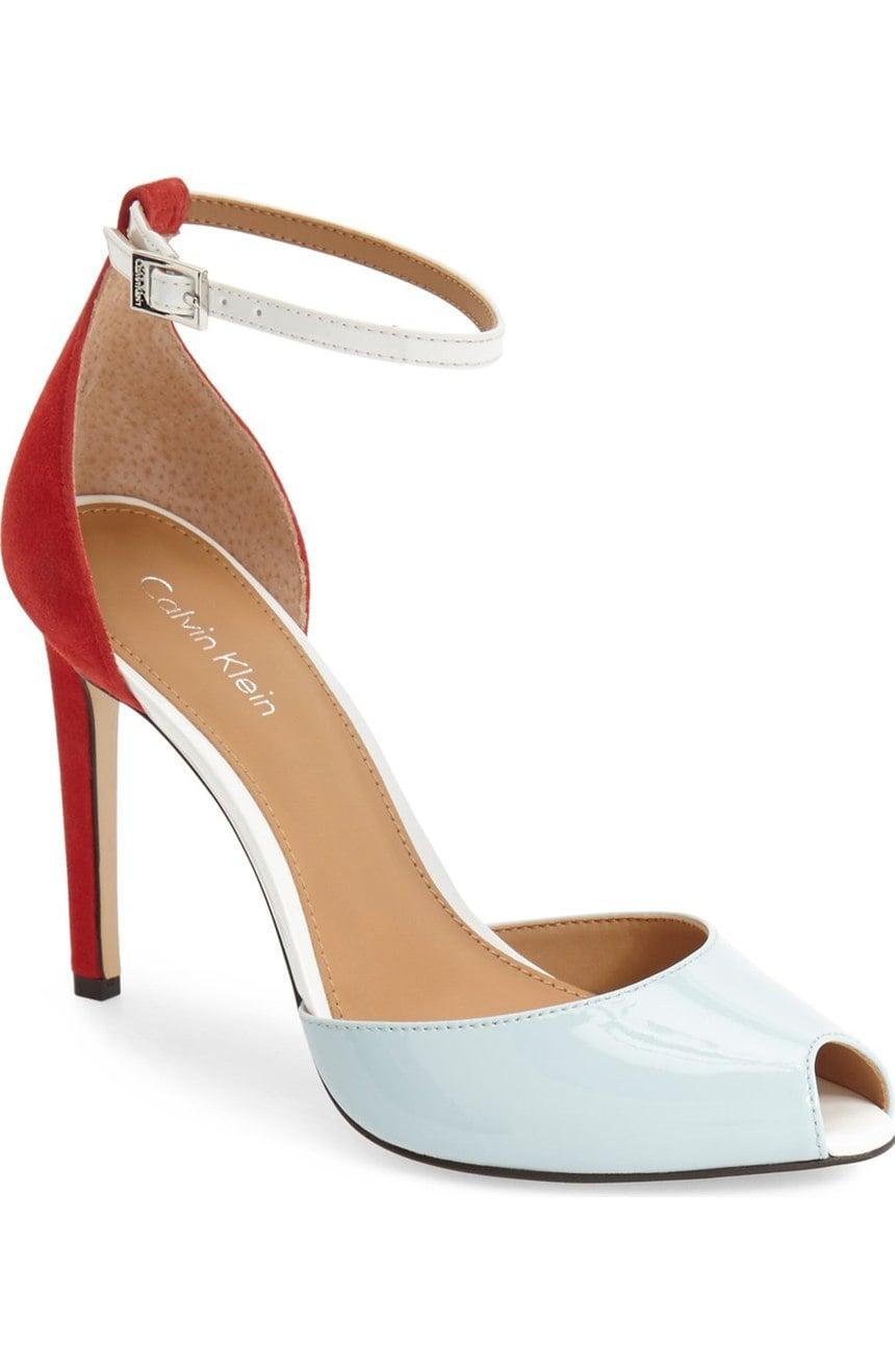 Peep-Toe Heels   The 10 Pairs of Heels