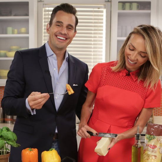 Giuliana Rancic Italian Cooking Tips