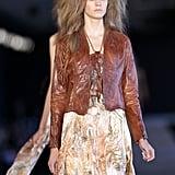 2011 Spring New York Fashion Week: Diesel Black Gold