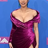 Cardi B at the 2018 MTV Video Music Awards