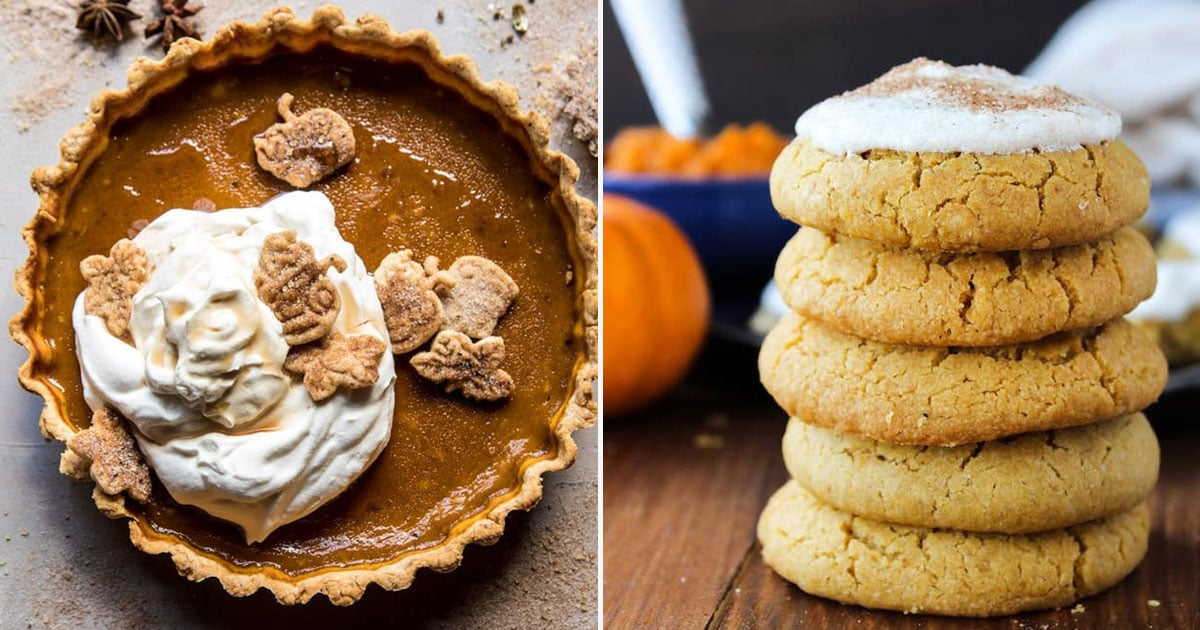 These Delectable Fall Desserts Will Keep Your Sweet Tooth Satisfied All Season Long