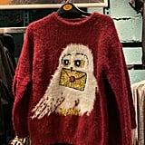 Sequin Hedwig Kids' Sweater