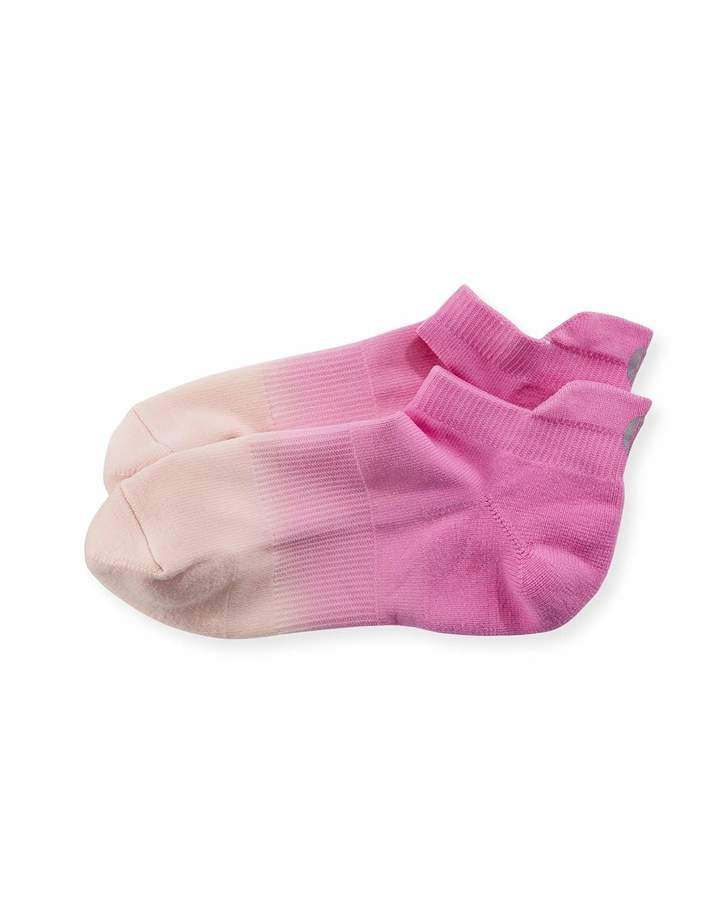 Pointe Studio Riley Sport No-Grip Ombré Socks | Ombre Activewear