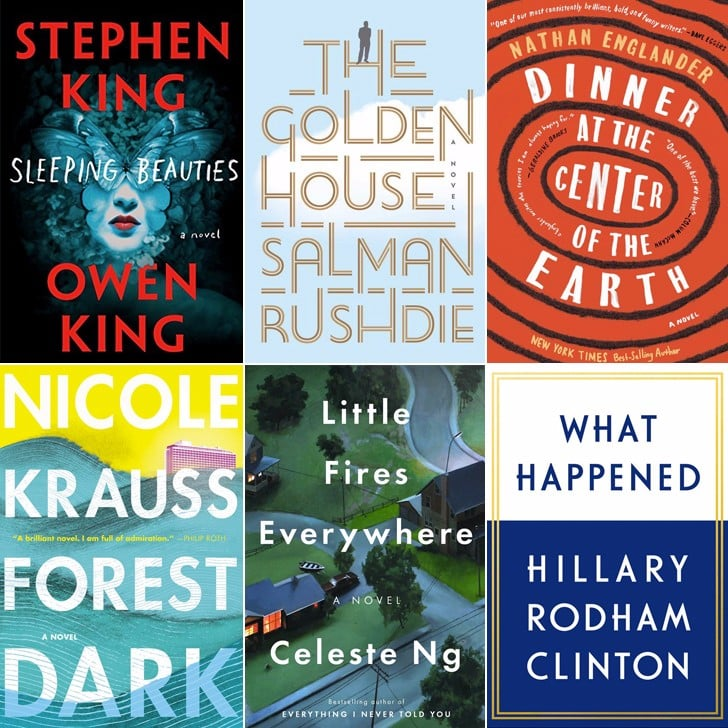 12 Brand-New Books You Should Cozy Up With in September