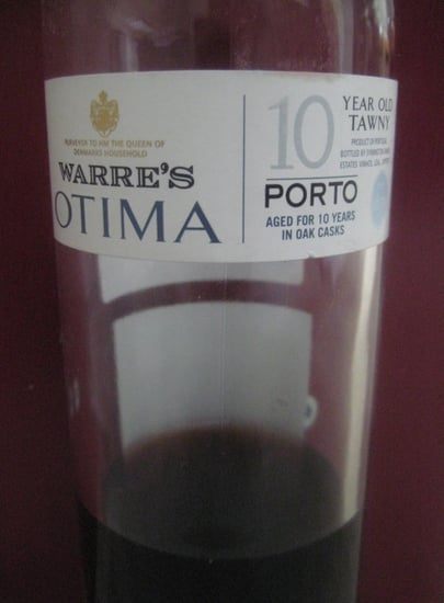 Happy Hour: Warre's Otima Port 10