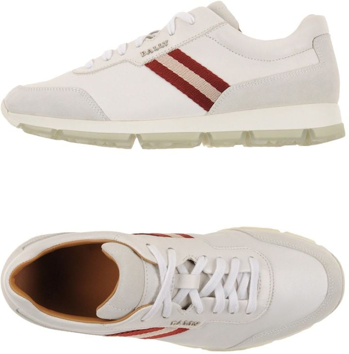 Bally Sneakers ($275)