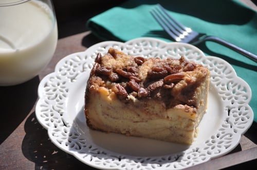Kid-Friendly Recipes: Crockpot French Toast