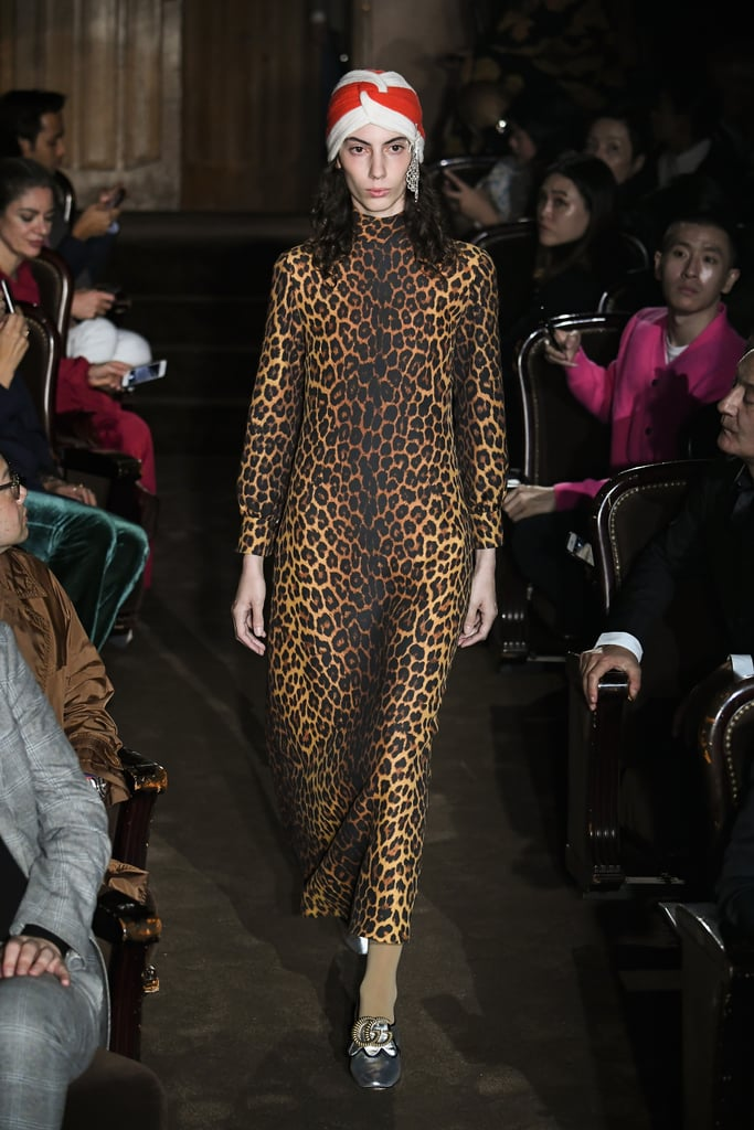 Gucci Look: This Leopard Dress